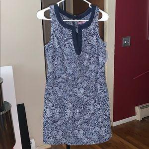 Vineyard Vines Dress Navy Size 8